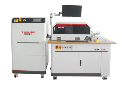TSD-900A Auto blade bending machine